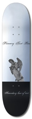 Angel Statue (transparent)