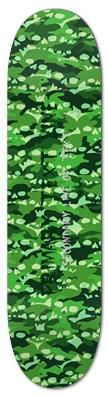 Green Skull Camouflage