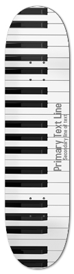 Piano / Keyboard Keys
