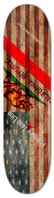 American Cali Flag