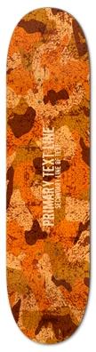 QuietYell Camo 02, Orange