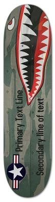 Air Force Green Tigershark