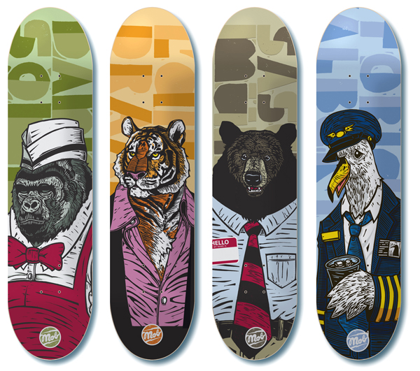 JF_Mob Skateboards_Wildlife Decks_600