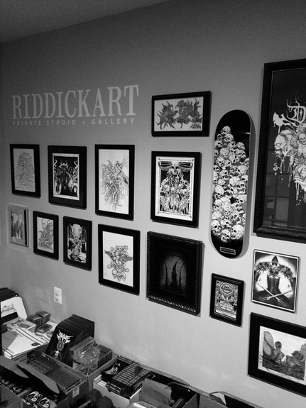 mark-riddick-art-studio