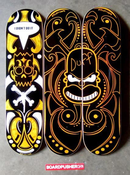 boardpusher-the-simpsons-skateboards-bart-homer-simpson