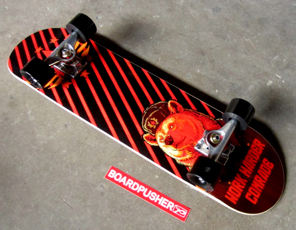 boardpusher-medved-russian-bear-cutom-complete-skateboard-venture-trucks-oj-wheels-dooks