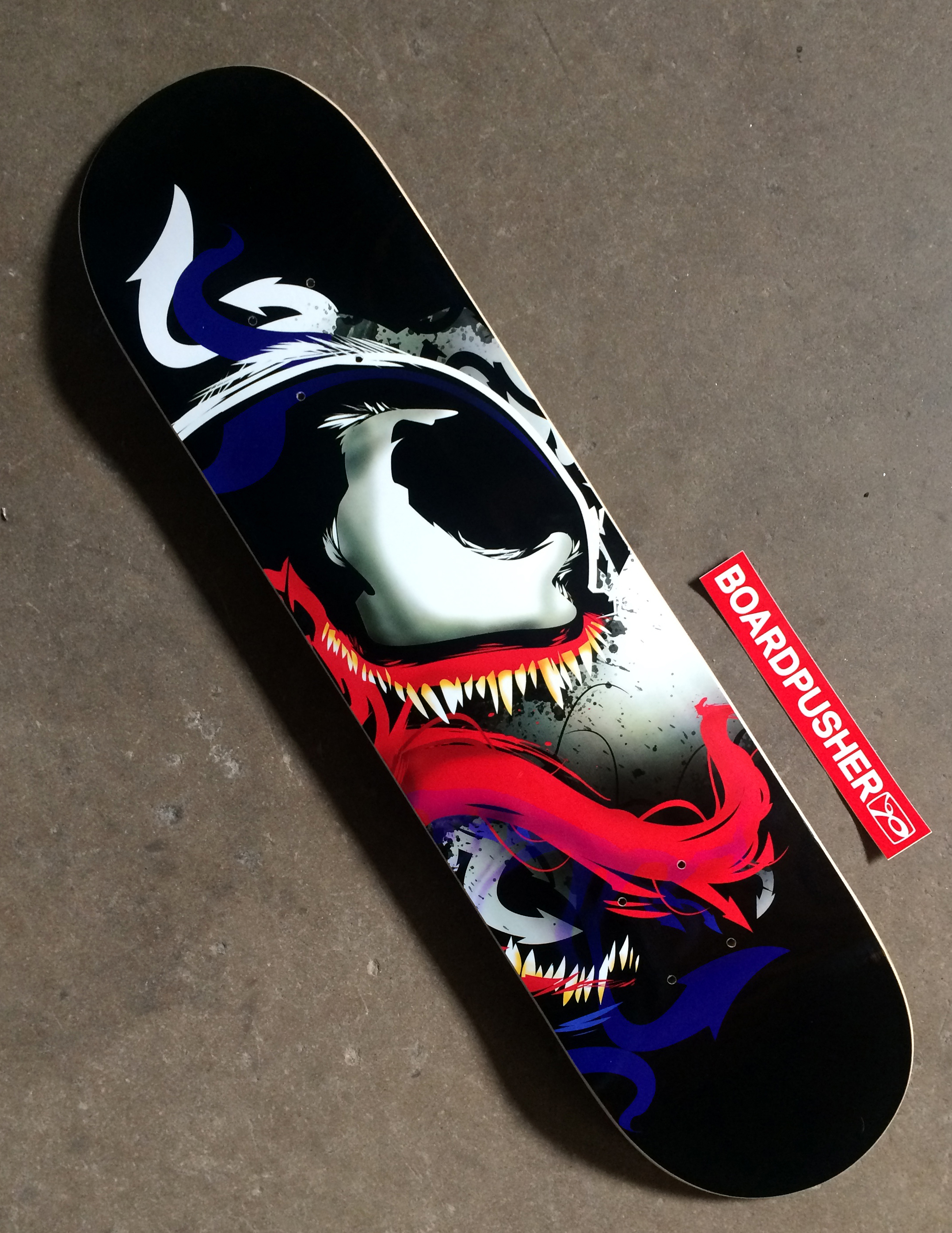 How To Design Skateboard Graphics