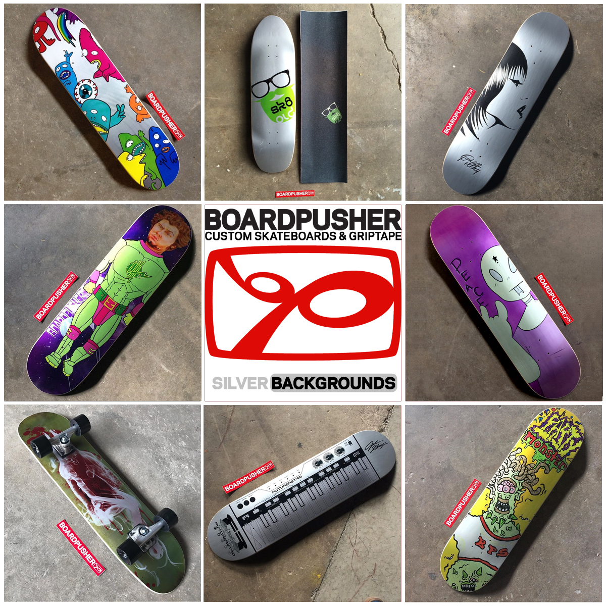 BoardPusher Emails |