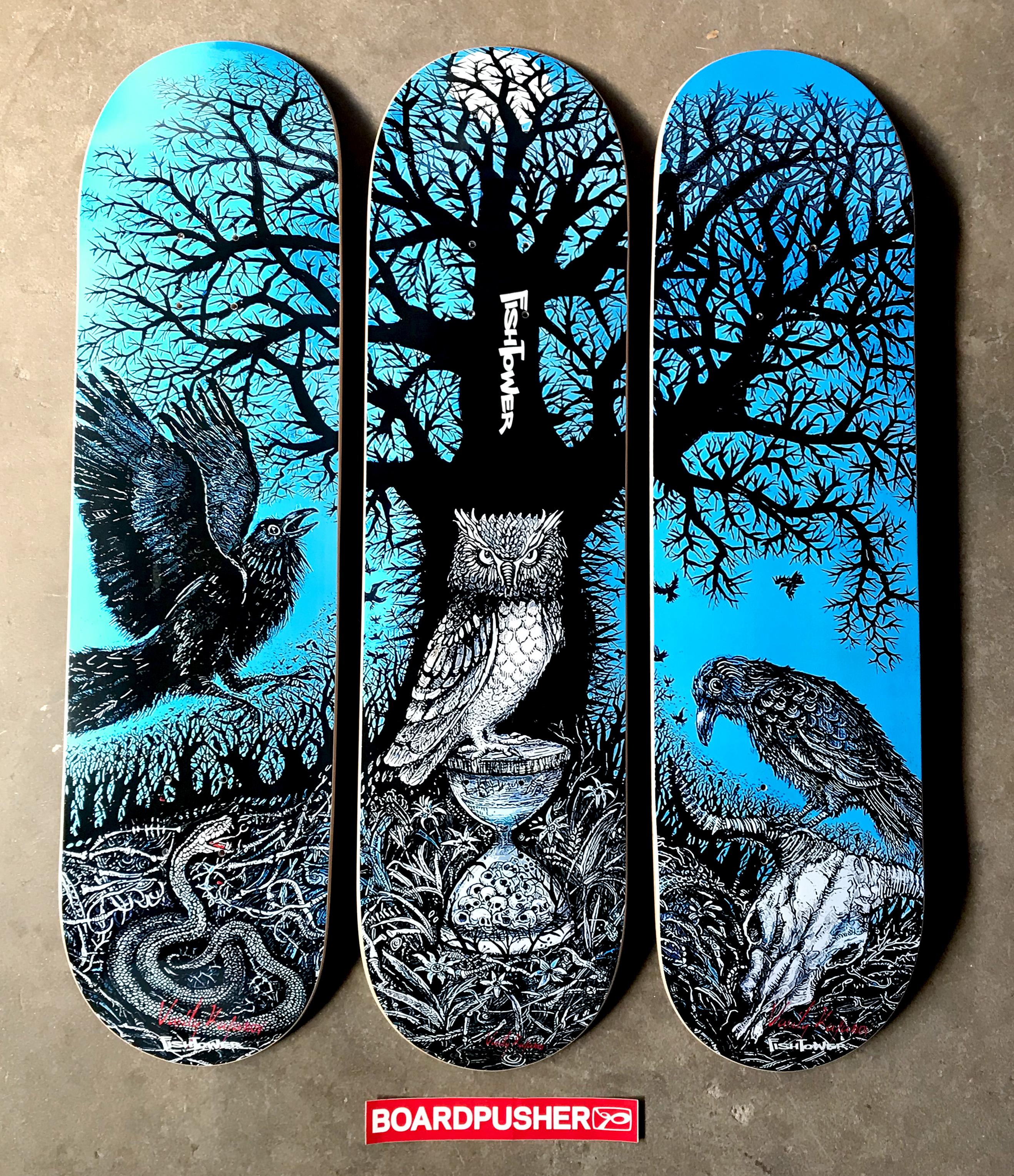 how to make a custom skateboard deck