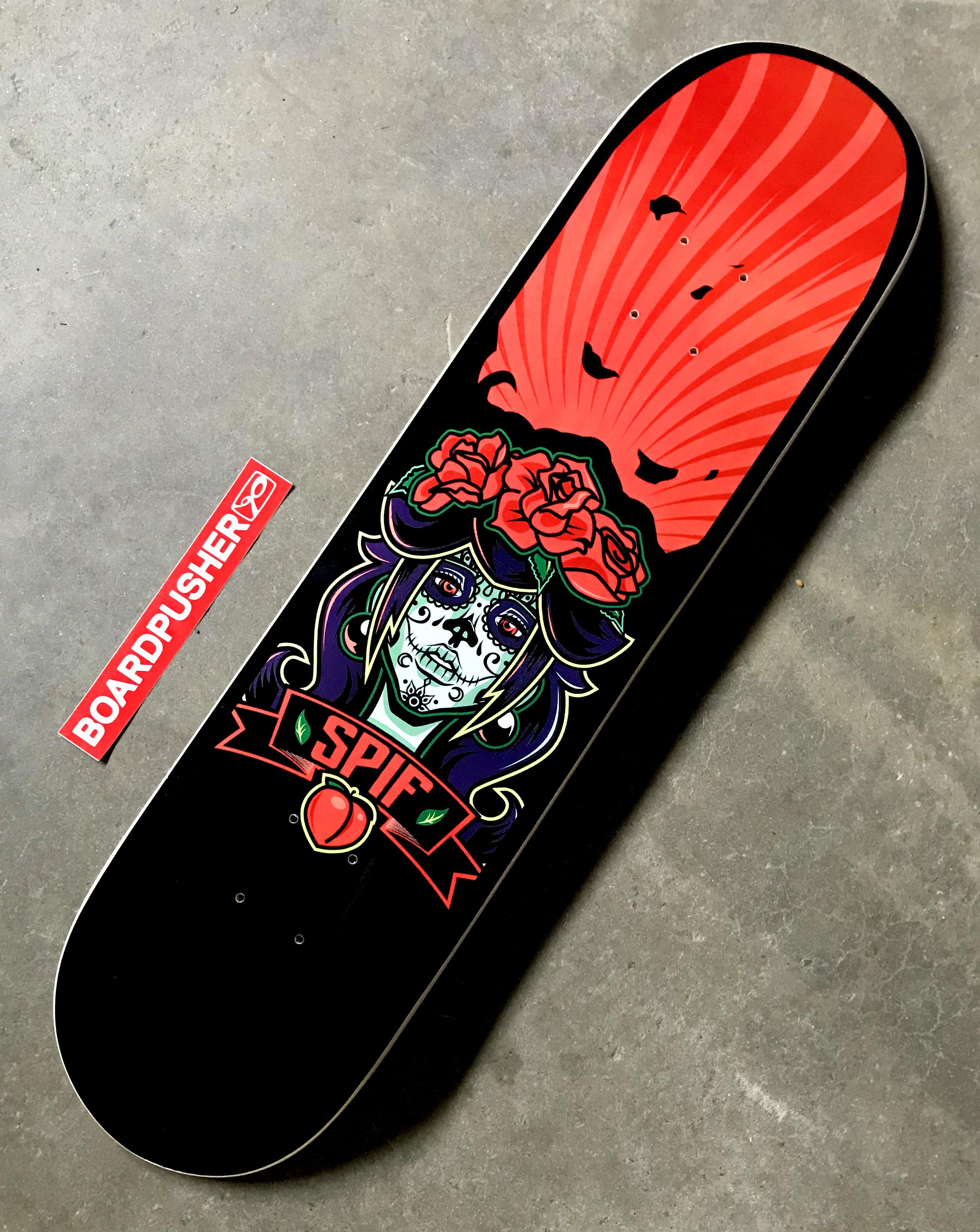 Custom Skateboards Decks - #GolfClub