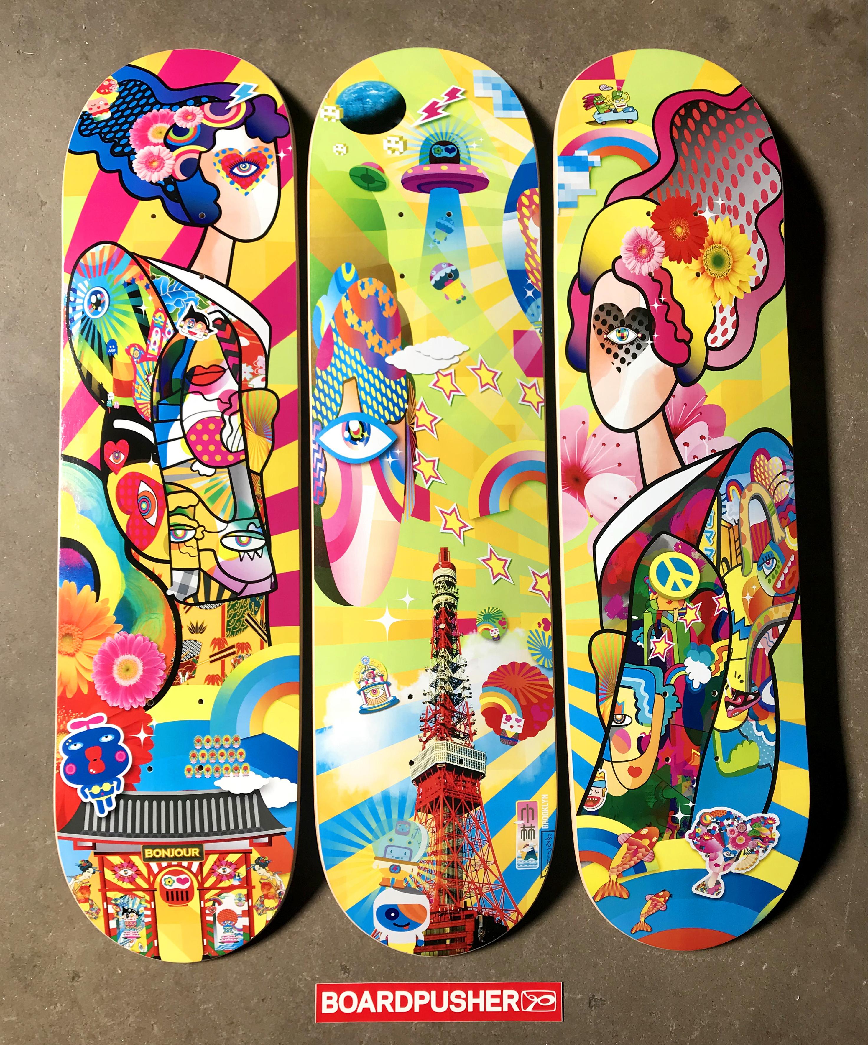 Free Skateboard |