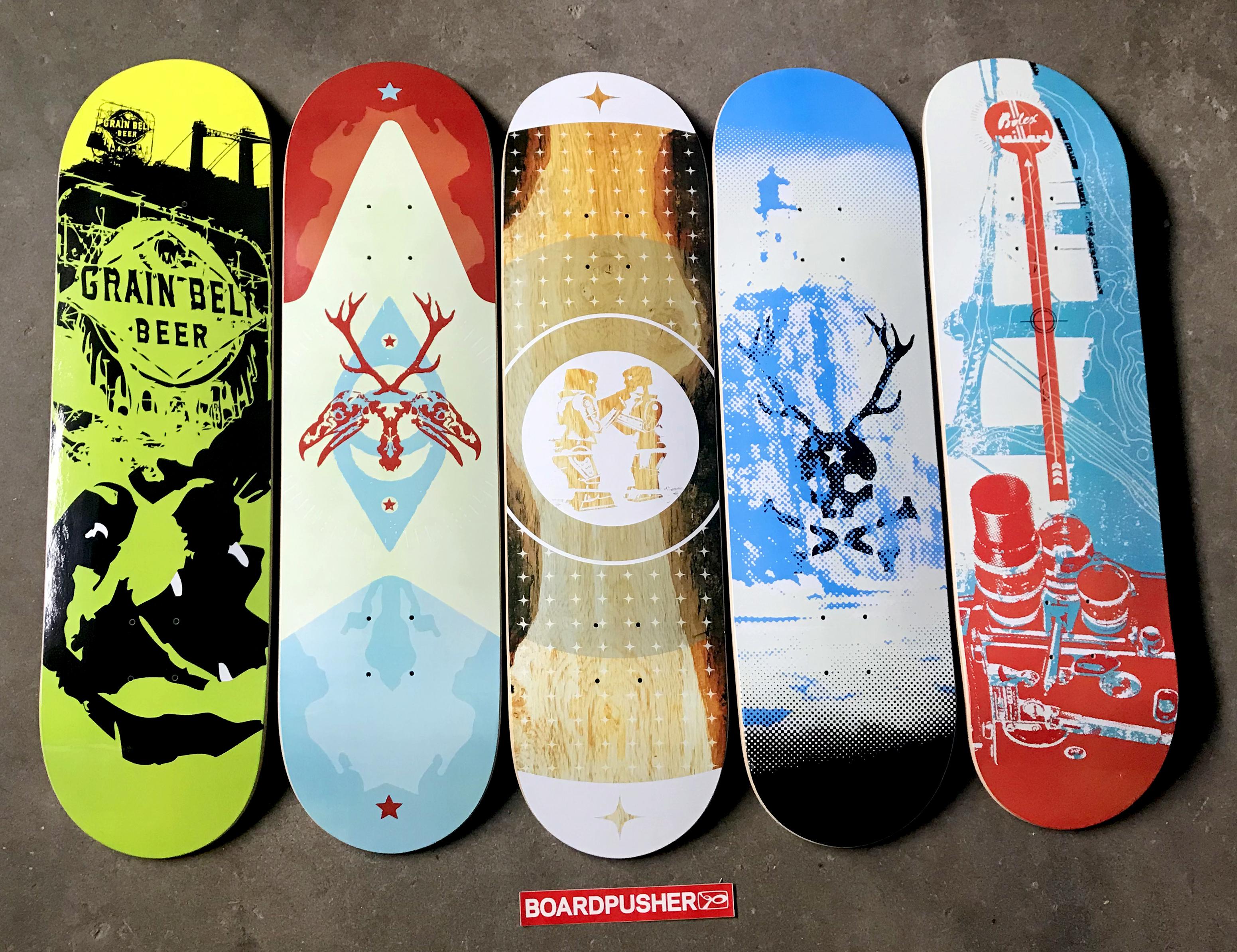 custom skateboards |