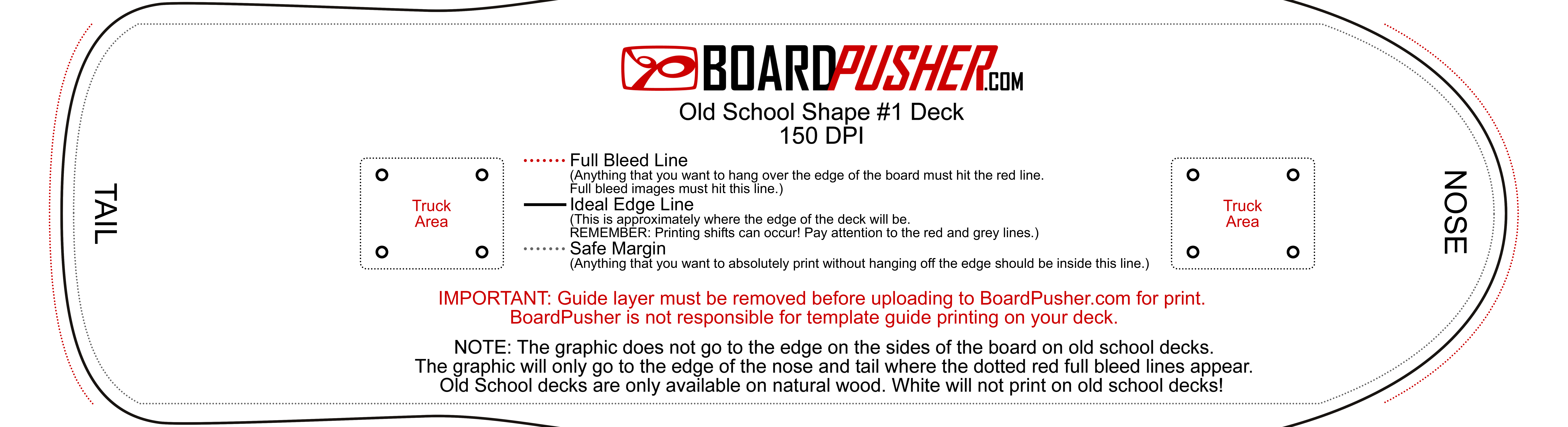Skateboard Deck Template. longboards from the second row i ve ...