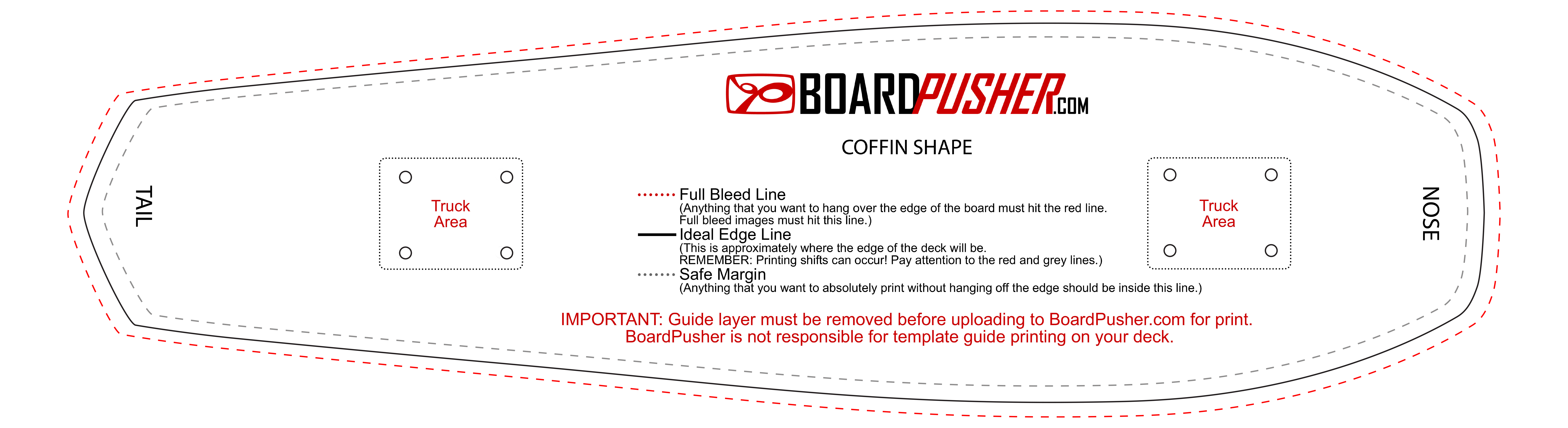 Boardpusher help design tips design your own skateboard coffin 150 dpi 300 dpi pronofoot35fo Choice Image