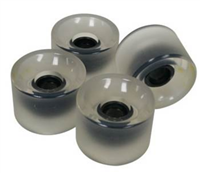 "Blank 65mm/80A (Clear Fog) - Includes 1/4"" Riser"
