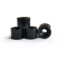 "Blank 60mm (Solid Black) - Includes 1/4"" Risers"